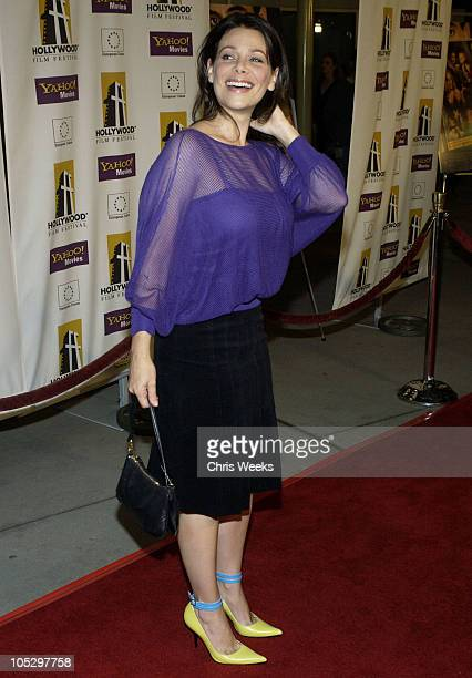 Meredith Salenger during Hollywood Film Festival Presents a Screening of The Singing Detective at Arclight Cinemas in Hollywood California United...