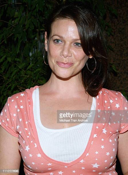 Meredith Salenger during Karaoke Fundraiser to Benefit The Art of Elysium at The Maple Drive in Beverly Hills California United States
