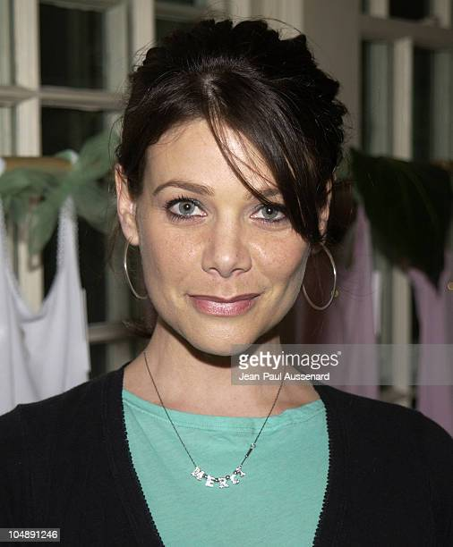 Meredith Salenger during The Cabana Oscars Beauty Buffet with Allure Magazine Day 2 at Chateau Marmont in West Hollywood California United States