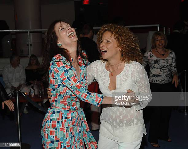 Meredith Scott Lynn and Lesley Ann Warren during 10th Annual Palm Beach International Film Festival Opening Night Party at Resort in West Palm Beach...