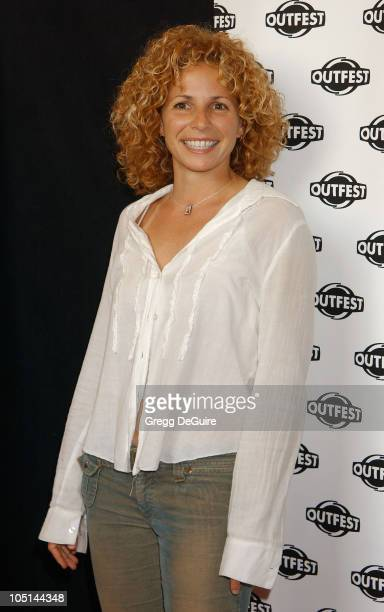 Meredith Scott Lynn of 'Hollywood Homicide' during The Opening Night Gala of OUTFEST featuring 'Party Monster' in Los Angeles California United States