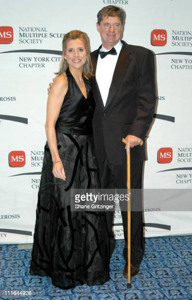 Meredith Vieira and Richard Cohen during New York City Chapter of the National Multiple Sclerosis Society 27th Dinner of Champions Honors Teri Garr...