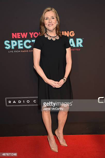 Meredith Vieira attends the 2015 New York Spring Spectacular at Radio City Music Hall on March 26 2015 in New York City