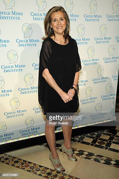 Meredith Vieira attends the Child Mind Institute 4th Annual Child Advocacy Award Dinner at Cipriani 42nd Street on December 11 2013 in New York City