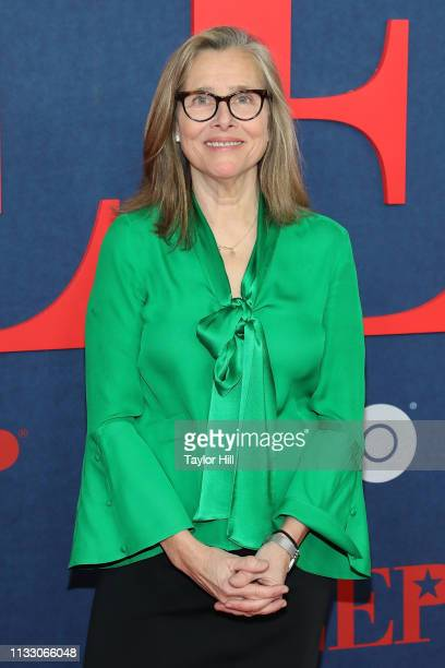 Meredith Vieira attends the premiere of the final season of Veep at Alice Tully Hall on March 26 2019 in New York City