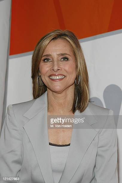 Meredith Vieira during NBC 20062007 Primetime Preview at Radio City Music Hall in Manhattan New York United States