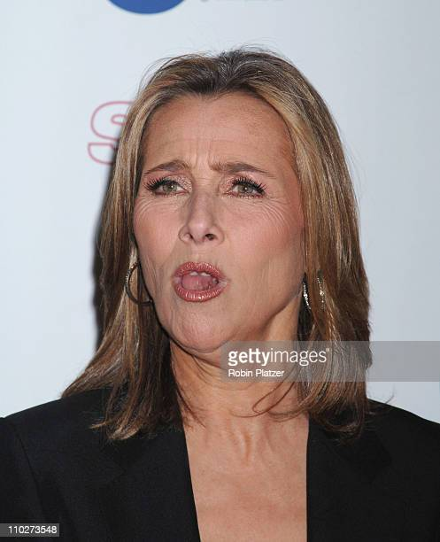 Meredith Vieira during The 33rd Annual Daytime Creative Arts Emmy Awards in New York Arrivals at Marriott Marquis Hotel in New York City New York...