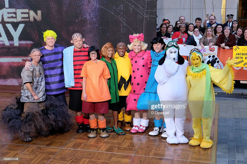 """NBC's """"Today"""": Spooktacular Costume Party : News Photo"""