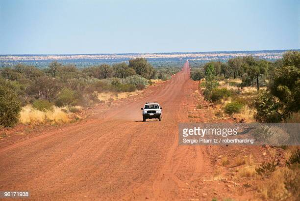Mereenie Loop, the four wheel drive road from Kings Canyon to Alice Springs, Northern Territory, Australia, Pacific