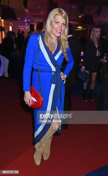 Mereidth Ostrom attends the de Grisogono party during the 71st annual Cannes Film Festival at Villa des Oliviers on May 15 2018 in Cap d'Antibes...