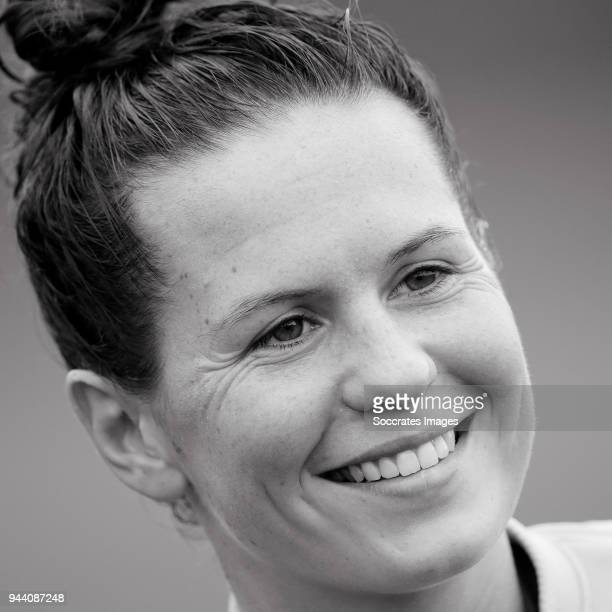 Merel van Dongen of Holland Women during the Training Holland Women at the The Campus on March 6 2018 in Quinta do Lago Portugal