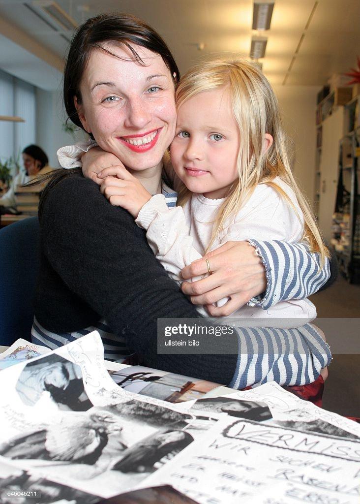 Meret Becker Tochter