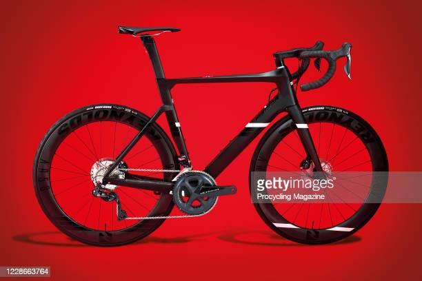 A Merida Reacto Disc Limited 2020 road bike taken on January 23 2020
