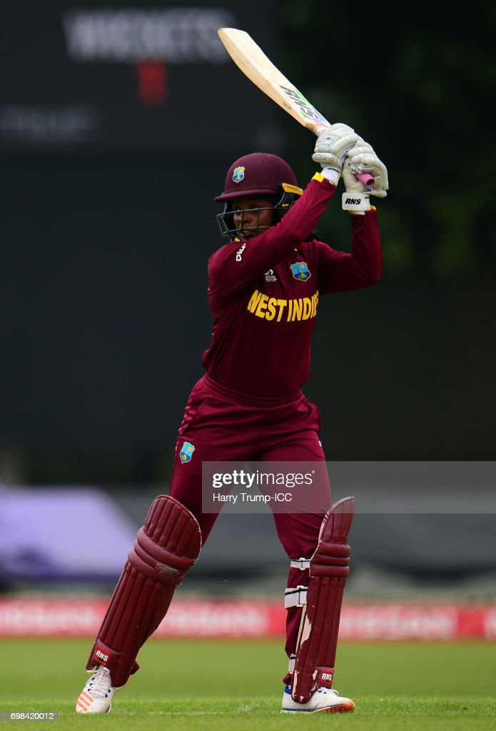 ICC Women's World Cup Warm Up Match - West Indies v Pakistan