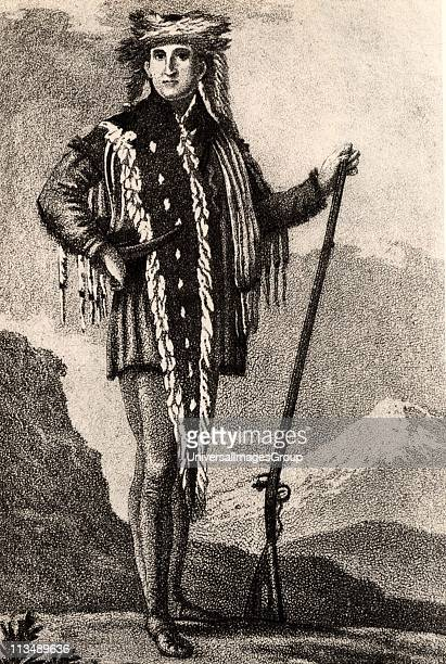 Meriwether Lewis American explorer who with his friend William Clark in 18041806 explored the unknown territories west of the Mississippi River...
