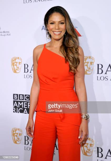 Merle Dandridge arrives to the BAFTA Tea Party at The Four Seasons Hotel Los Angeles at Beverly Hills on January 05 2019 in Beverly Hills California