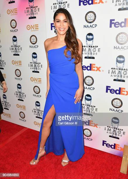 Merle Dandridge at the 49th NAACP Image Awards NonTelevised Awards Dinner at the Pasadena Conference Center on January 14 2018 in Pasadena California