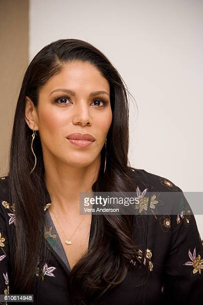 Merle Dandridge at the 'Greenleaf' Press Conference at the Four Seasons Hotel on September 26 2016 in Beverly Hills California