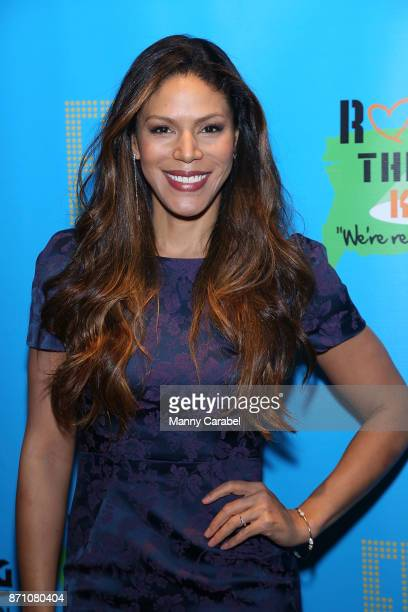 Merle Dandridge attends the 2017 Rosie's Theater Kids Fall Gala at The New York Marriott Marquis on November 6 2017 in New York City