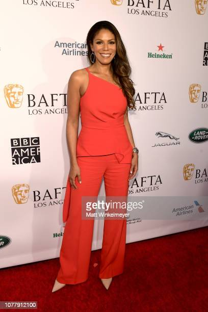 Merle Dandridge attends The BAFTA Los Angeles Tea Party at Four Seasons Hotel Los Angeles at Beverly Hills on January 5 2019 in Los Angeles California