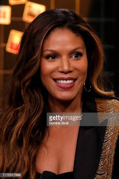 Merle Dandridge attends the Build Series to discuss 'Greenleaf' at Build Studio on September 03 2019 in New York City