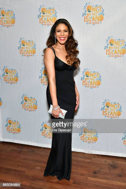 Merle Dandridge attends the 'Once On This Island' Broadway Opening Night after party at The Copacabana Times Square on December 3 2017 in New York...