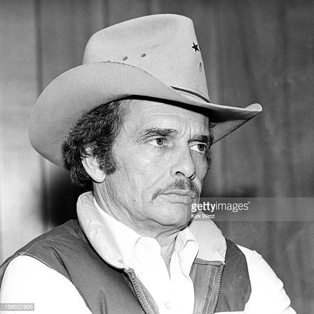 Merle Haggard performs at Countryside Opry, Chicago, Illinois, October 31, 1980.