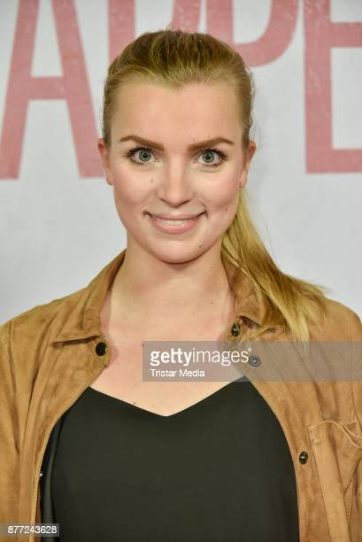 Merle Krursel during the premiere of 'Whatever happens' at Astor Film Lounge on November 21 2017 in Berlin Germany