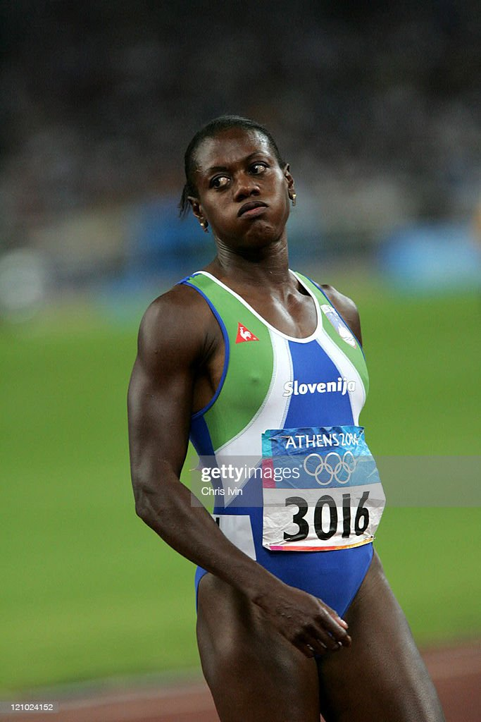 Athens 2004 Olympic Games - Day 8 - Athletics - Women's 100m Semifinals