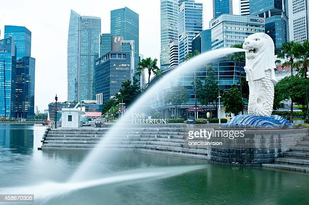 Merlion Park, Singapur