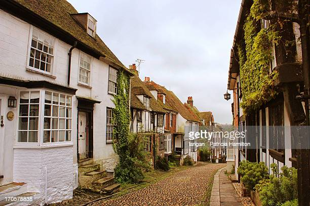 mermaid street, rye - rye stock photos and pictures