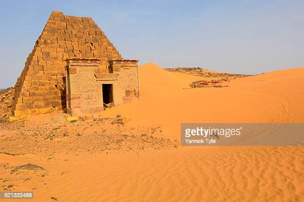 Meroe Kush Kingdom, Sudan