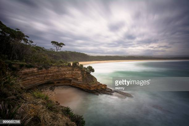 meroo head lookout - equatorial guinea stock pictures, royalty-free photos & images