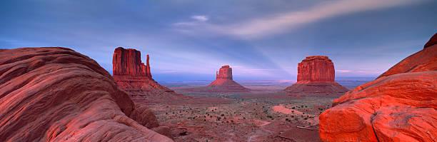 Merrick Buttes, Monument valley, Arizona