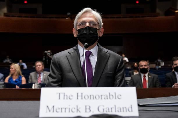 DC: Attorney General Merrick Garland Testifies Before House Judiciary Committee