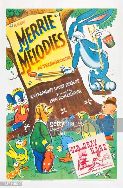 Merrie Melodies poster 1940s