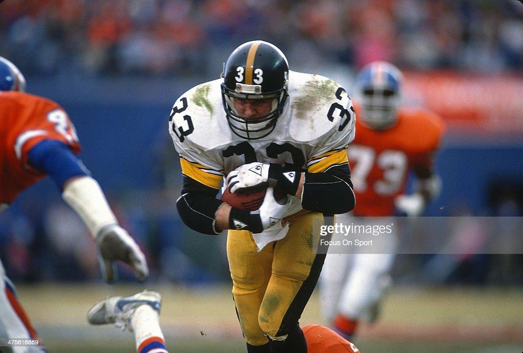 AFC Divisional Playoff Game - Pittsburgh Steelers v Denver Broncos : News Photo
