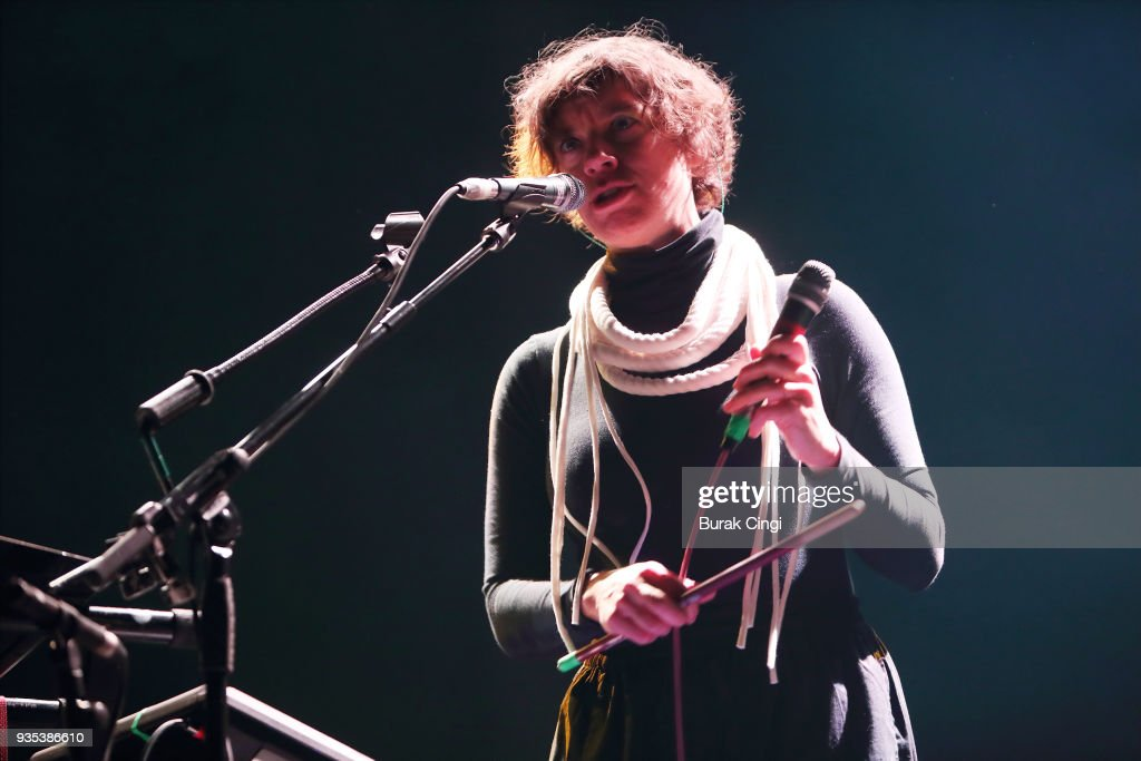 Tune-Yards Performs At The Roundhouse