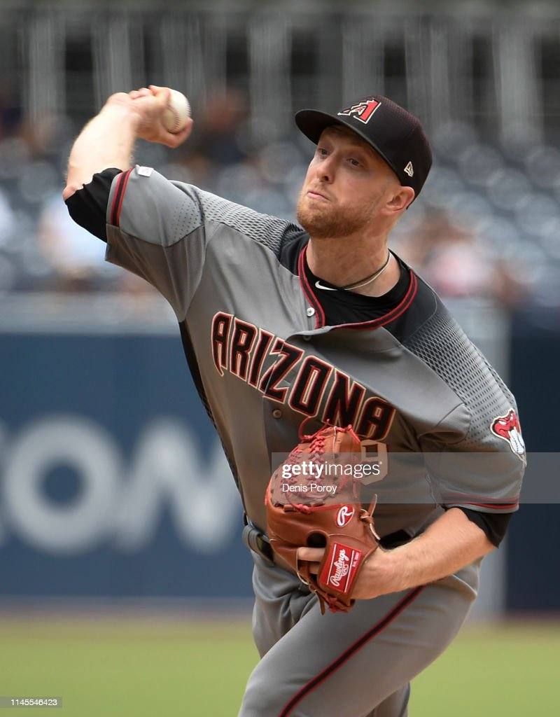 CA: Arizona Diamondbacks v San Diego Padres