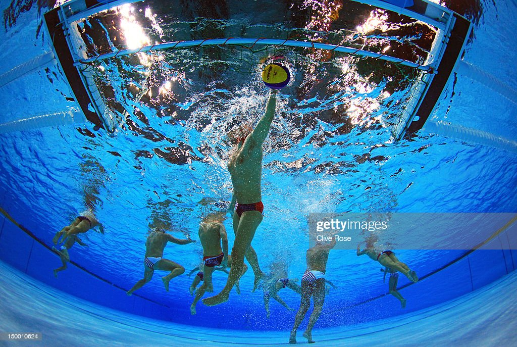 Olympics Day 12 - Water Polo