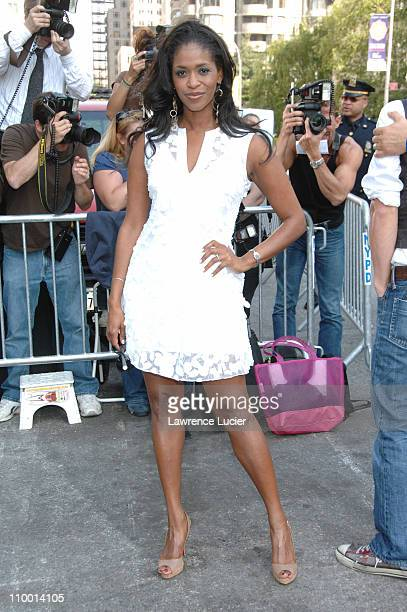 Merrin Dungey during 2007 ABC Network UpFront at Lincoln Center in New York City New York United States