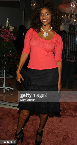 Merrin Dungey during Nanette Lepore Opens Los Angeles Boutique at Nanette Lepore Boutique in Los Angeles California United States