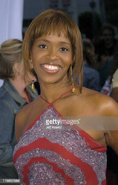 Merrin Dungey during Rock The Vote 2004 National Bus Tour Concert June 16 2004 at Avalon in Hollywood California United States