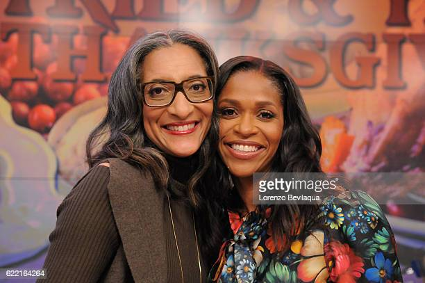 THE CHEW 11/9/16 Merrin Dungey is the guest Friday November 11 2016 on Walt Disney Television via Getty Images's THE CHEW airing MONDAY FRIDAY on the...