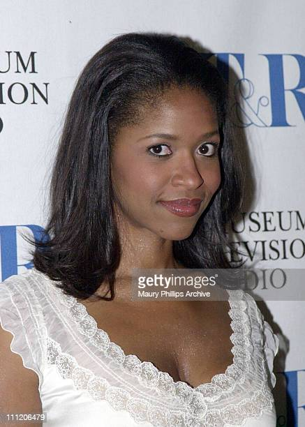 Merrin Dungey of ABC's Alias during The 19th Annual William S Paley Television Festival Alias at Museum of Television and Radio in Beverly Hills...
