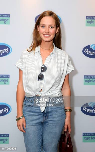 Merritt Patterson attends Kari Feinstein's Style Lounge presented by Ocean Spray on September 15 2017 in Los Angeles California