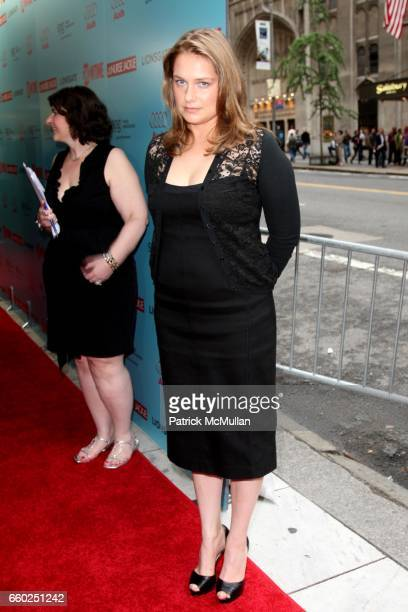 Merritt Wever attends The World Premiere of SHOWTIME'S New Comedy Series NURSE JACKIE at Director's Guild of America on June 2 2009 in New York