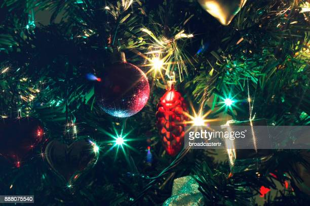 merry christmas and happy new year - happy new month stock photos and pictures