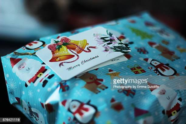 merry christmas - cartoon santa claus fotografías e imágenes de stock