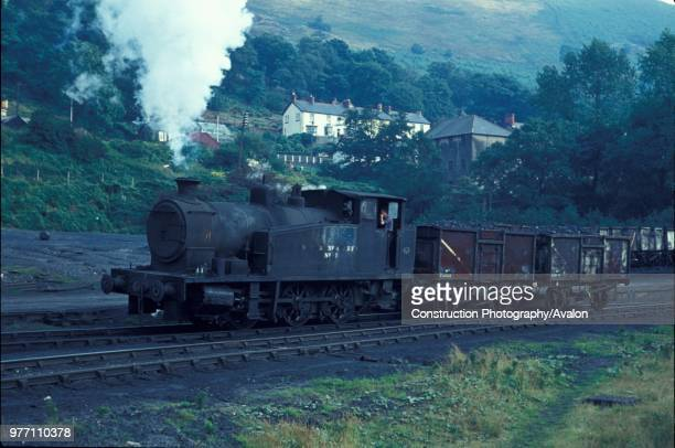 Merthyr Vale Colliery Aberfan in Mid Glamorgan South Wales with No1 an 060T built by Andrew Barclay of Kilmarnock in 1953 In 1966 one of the...